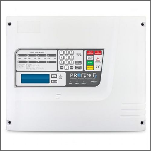 2-Wire Addressable Fire Alarms